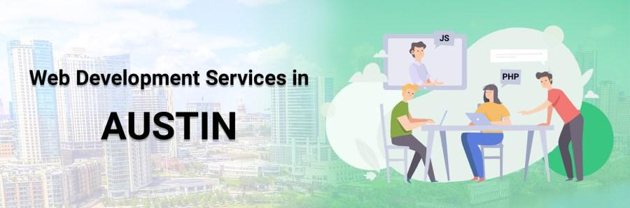 Web development services in austin-ahomtech.com