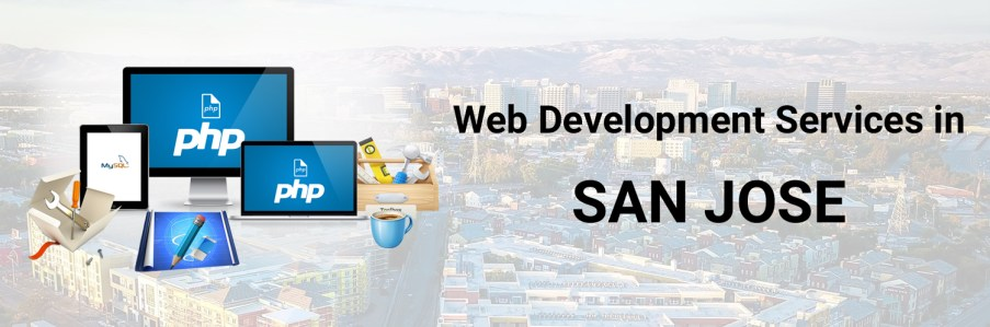 web development services in San Jose-ahomtech,com