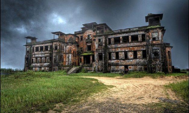 Conheça 5 hotéis abandonados e mal – assombrados