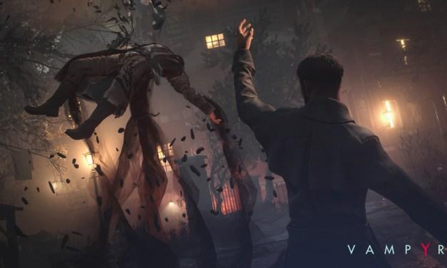Londres é dominada por vampiros sanguinários e corruptos no trailer do jogo 'Vampyr'