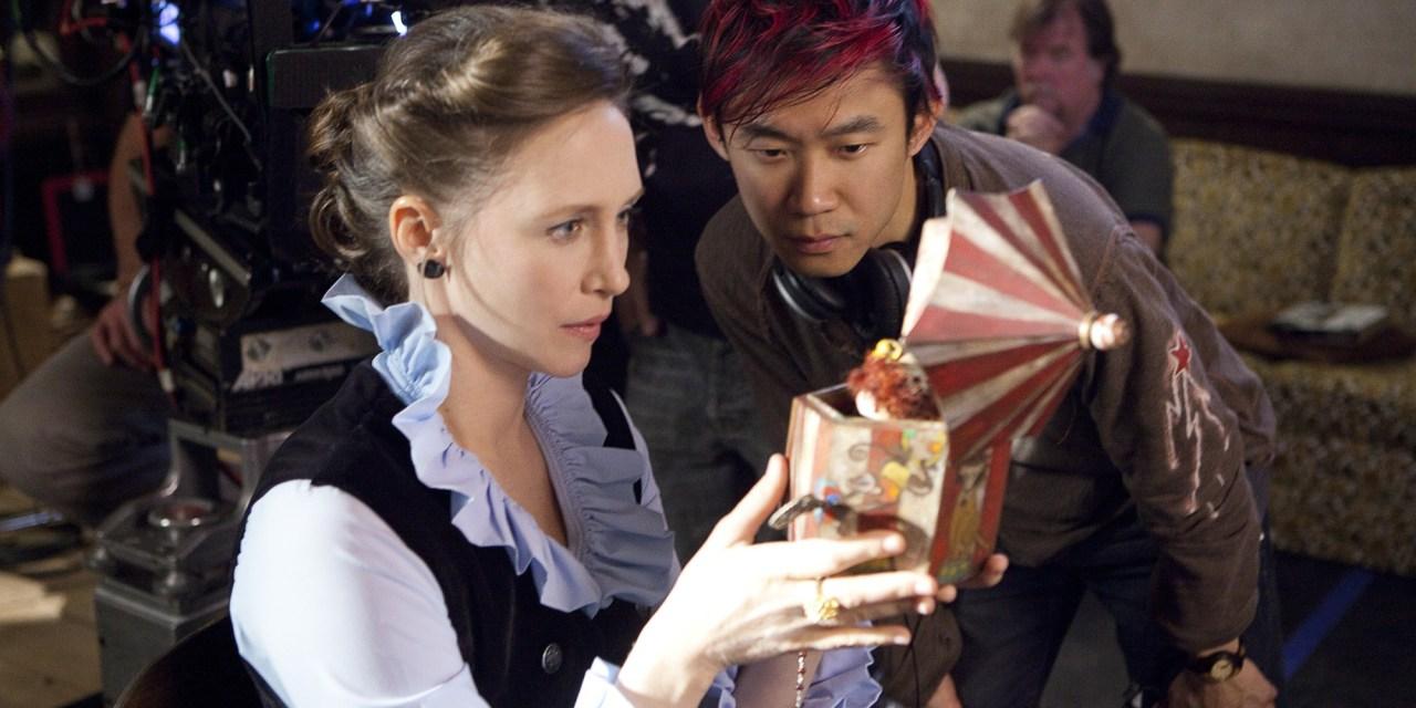 Homem Torto e Invocação do Mal 3   James Wan conta novidades sobre os filmes