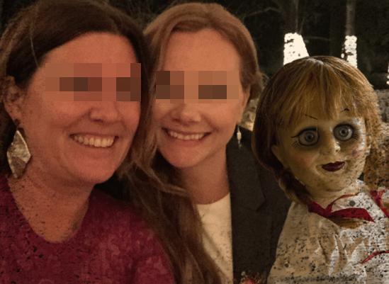 Que tal tirar uma selfie com Annabelle? Site permite que você tire foto com a boneca