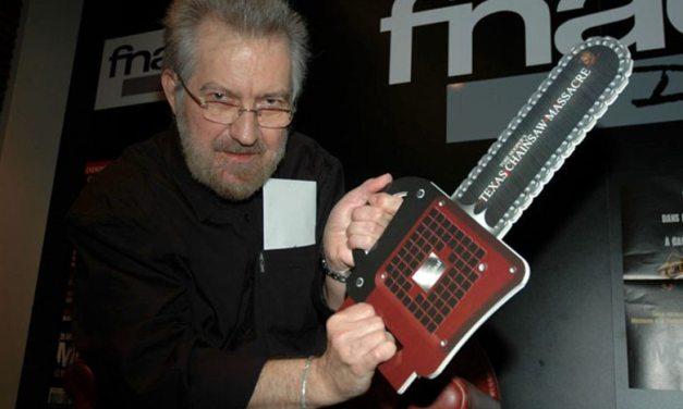 Morre, o diretor Tobe Hooper de 'O Massacre da Serra Elétrica' e 'Poltergeist'
