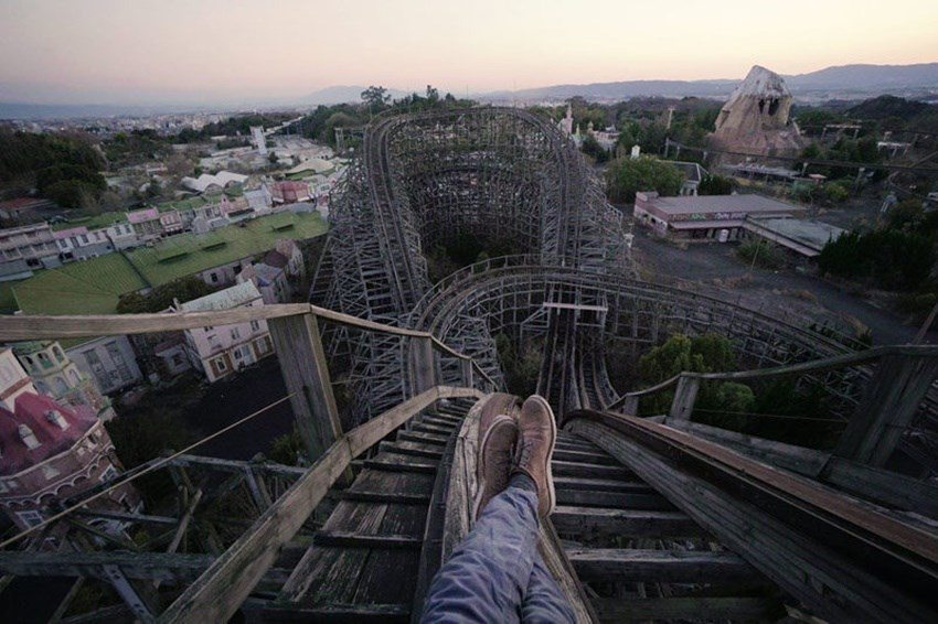 Conheça o parque abandonado e mal-assombrado do Japão