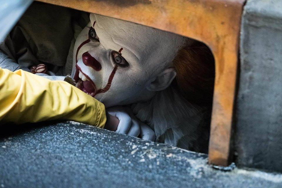 IT: A Coisa | Confira imagens dos bastidores do filme