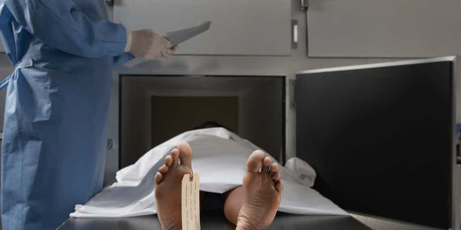 4 confissões perturbadoras de coveiros e trabalhadores de necrotérios