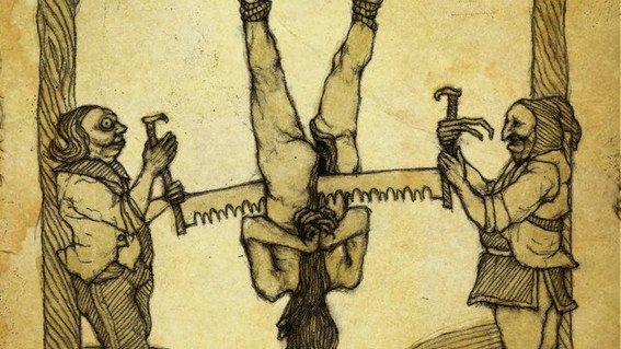 Conheça 6 torturas aterrorizantes da Idade Média