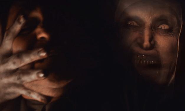 Valak aparece assustadora em novo vídeo legendado do filme 'A Freira'
