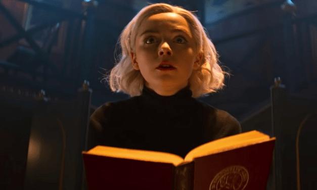 O Mundo Sombrio de Sabrina | Confira a data de estreia e teaser legendado da 2ª temporada