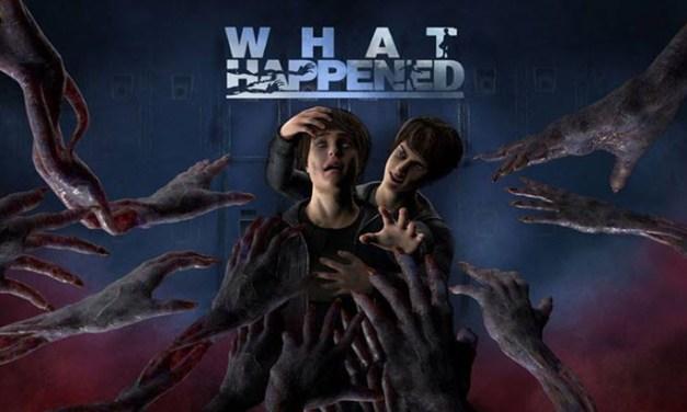 Jogo de terror psicológico 'What Happened' levará os jogadores ao limite da insanidade