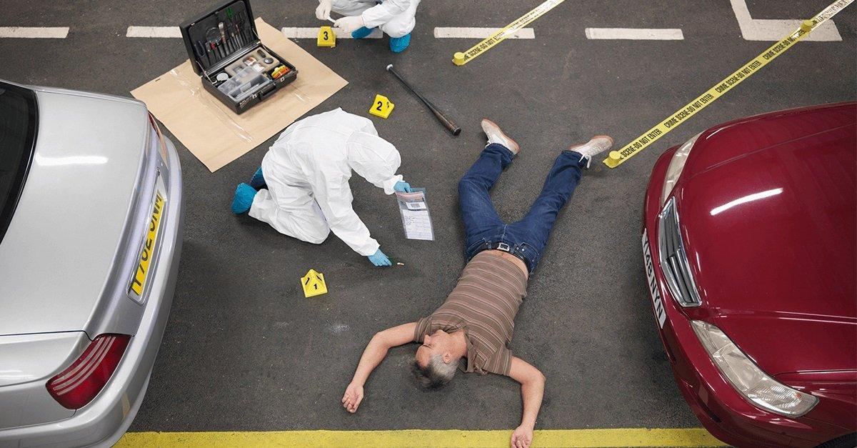 [QUIZ] Você consegue descobrir quem é o assassino?