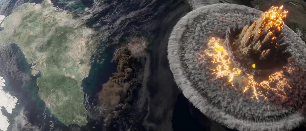 Pessoas tentam escapar de cometa no trailer do filme 'Destruição Final – O Último Refúgio'