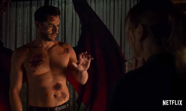 Netflix divulga vídeo com resumo da 4ª temporada da série 'Lucifer'