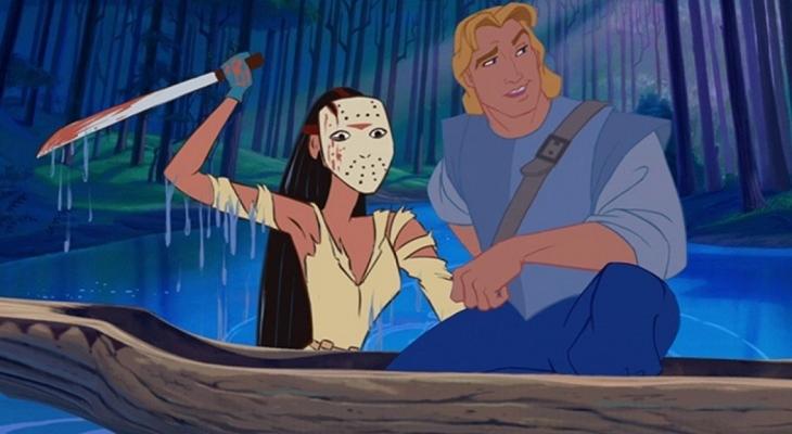 11 Personagens da Disney que foram transformados em personagens de filmes de terror