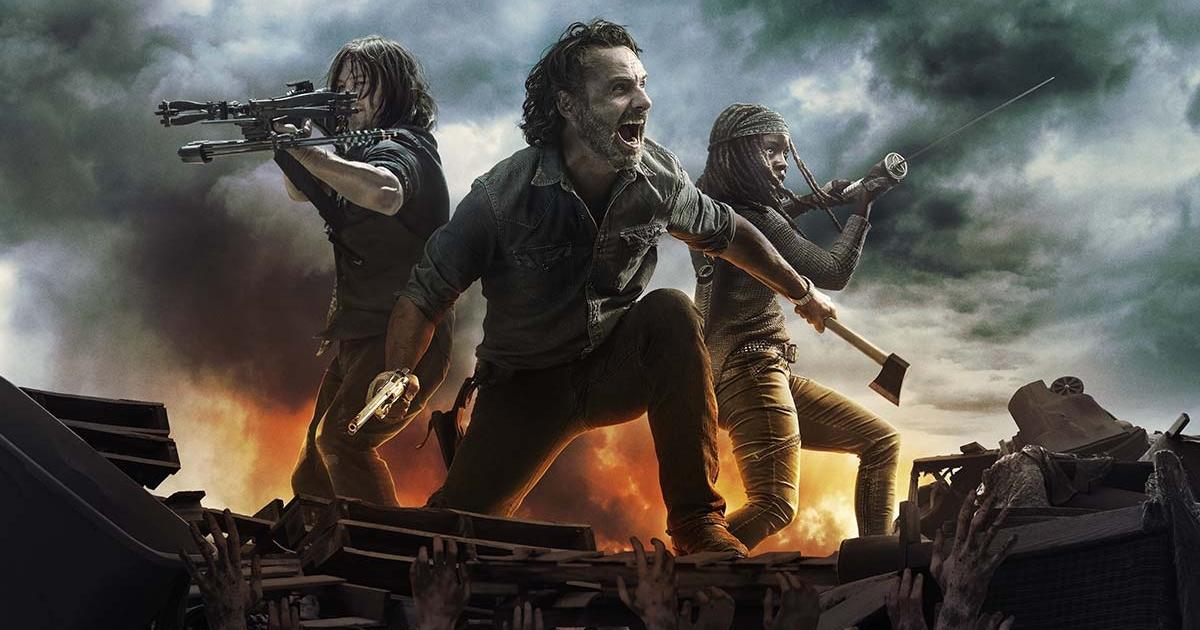 [QUIZ] Você seria um sobrevivente em The Walking Dead?