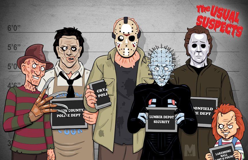 [QUIZ] Qual assassino dos filmes de terror você seria?