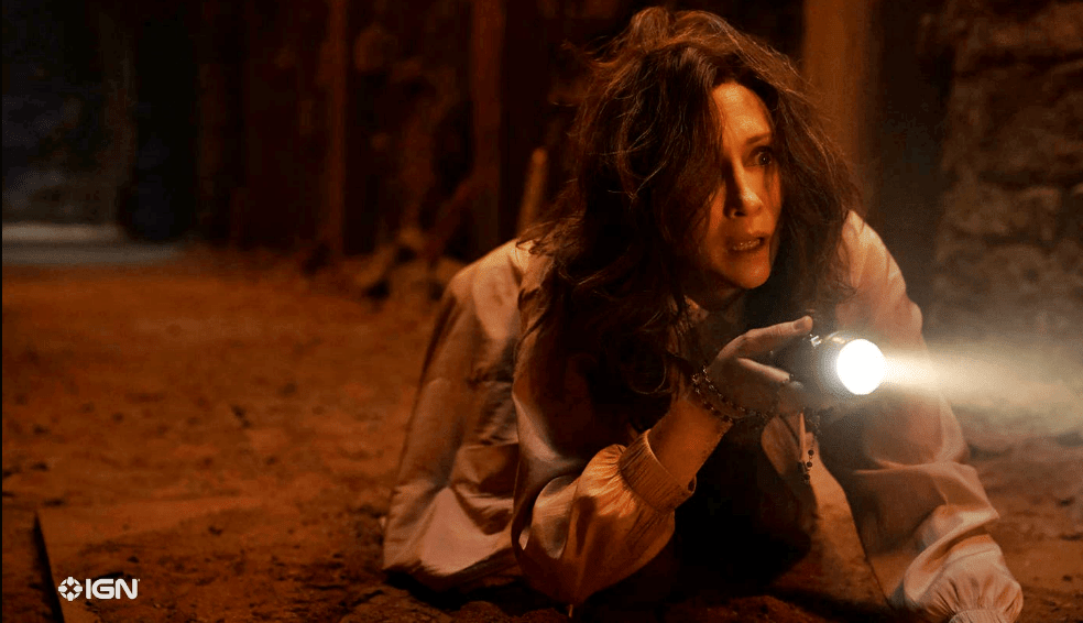 Confira o 1º trailer do filme 'Invocação do Mal 3: A Ordem do Demônio'