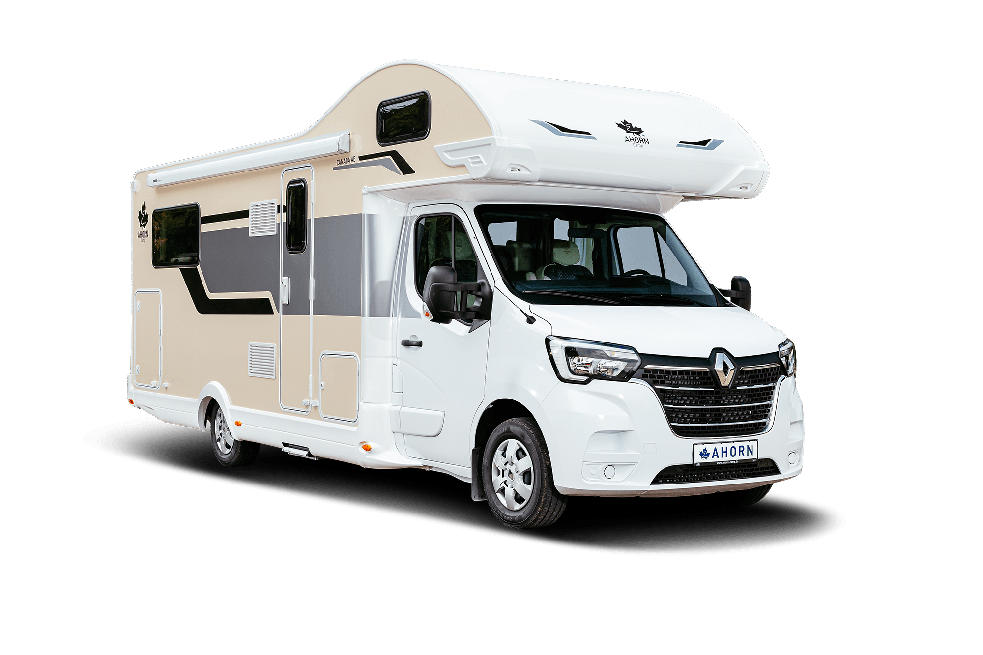 Ahorn Camp  Motorhomes and panel vans from Speyer