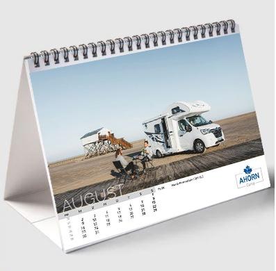 Ahorn Camp Kalender