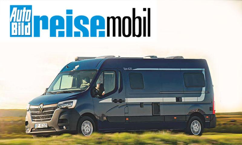 Reisemobil Ahorn Van