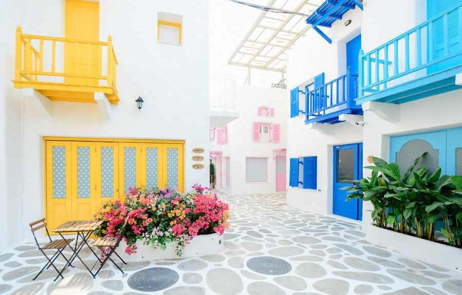 Beach Hotels In Greece
