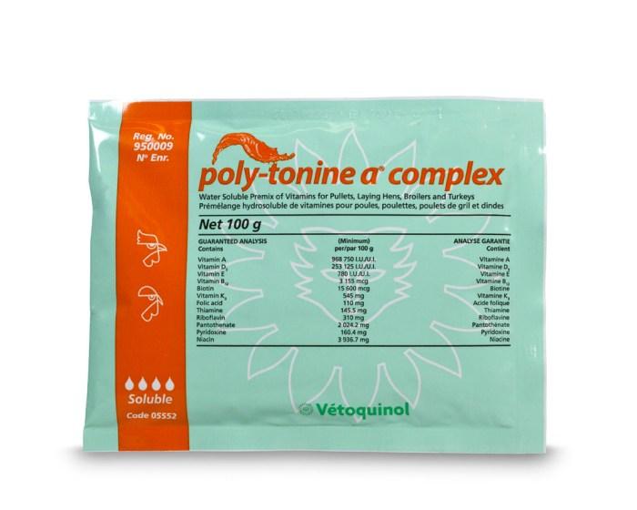 Poly-Tonine A 100g