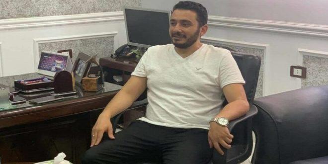 الأستاذ محمد نظيم مدير مدرسة القادسية الخاصة