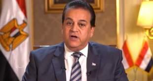 أ.د خالد عبد الغفار وزير التعليم العالي
