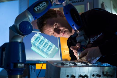Industriefotografie Dr. Hagen Stiftung, Branche: Kunststoff