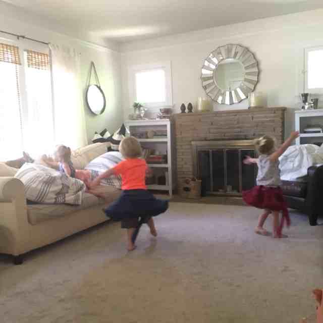 Tutu Fun|Ahrens at Home