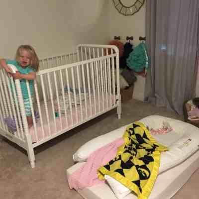 Baby + Toddler Room Sharing|Ahrens at Home