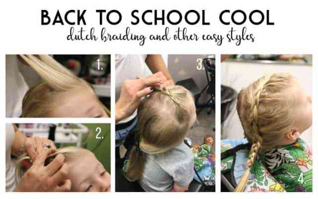 dutch braid for preschool|Ahrens at Home