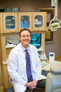 cosmetic dentist Dr. Brent Engelberg in Arlington Heights Illinois
