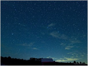 Almost Heaven Star Party 2014 - NW Sky (Ursa Major & Bootes)