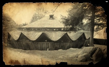 Nature_Landscape_Yurt_on_Burnt_Paper