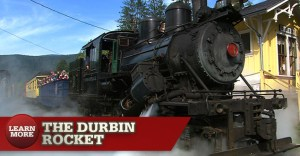 Durbin Rocket Railroad @ Durbin Station (WV Rte. 92) | Durbin | West Virginia | United States