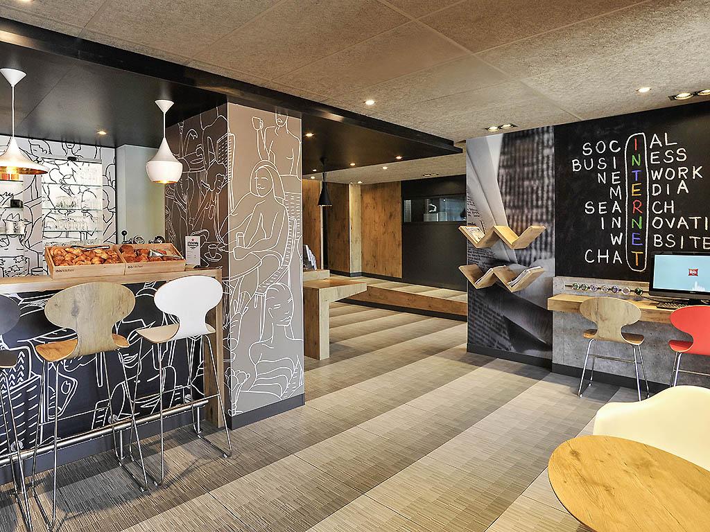 COURTEPAILLE LIMAS Restaurants By AccorHotels