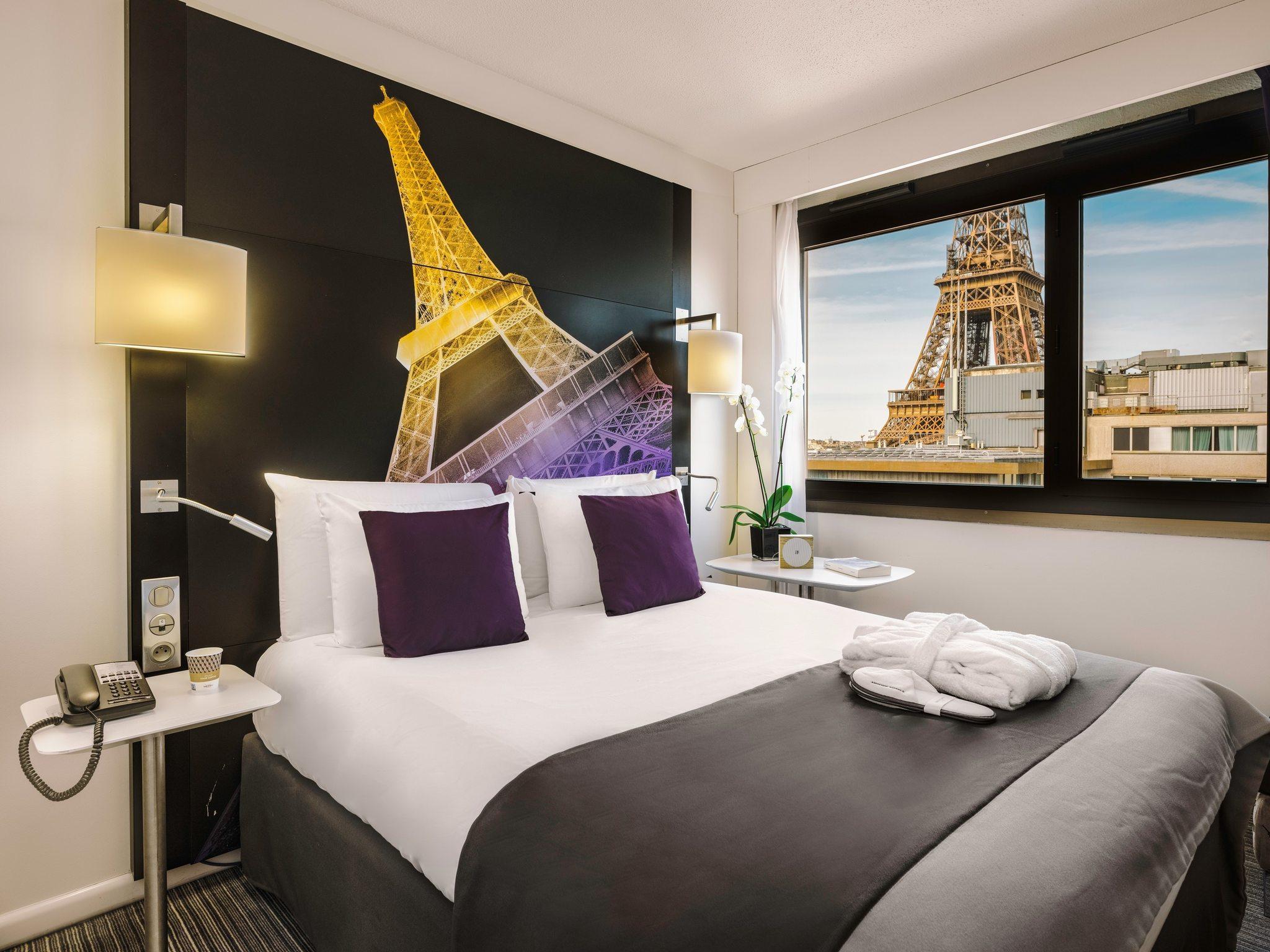 Rooms - Mercure Paris Centre Eiffel Tower Hotel