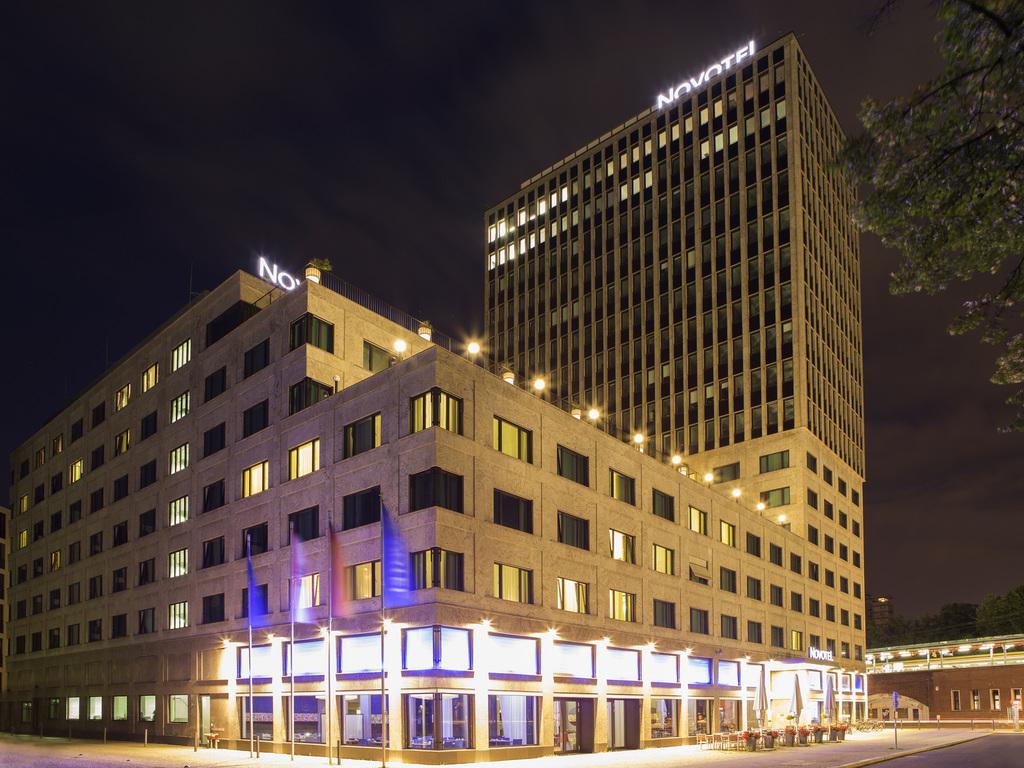 Family Hotel Berlin Tiergarten Novotel Accorhotels