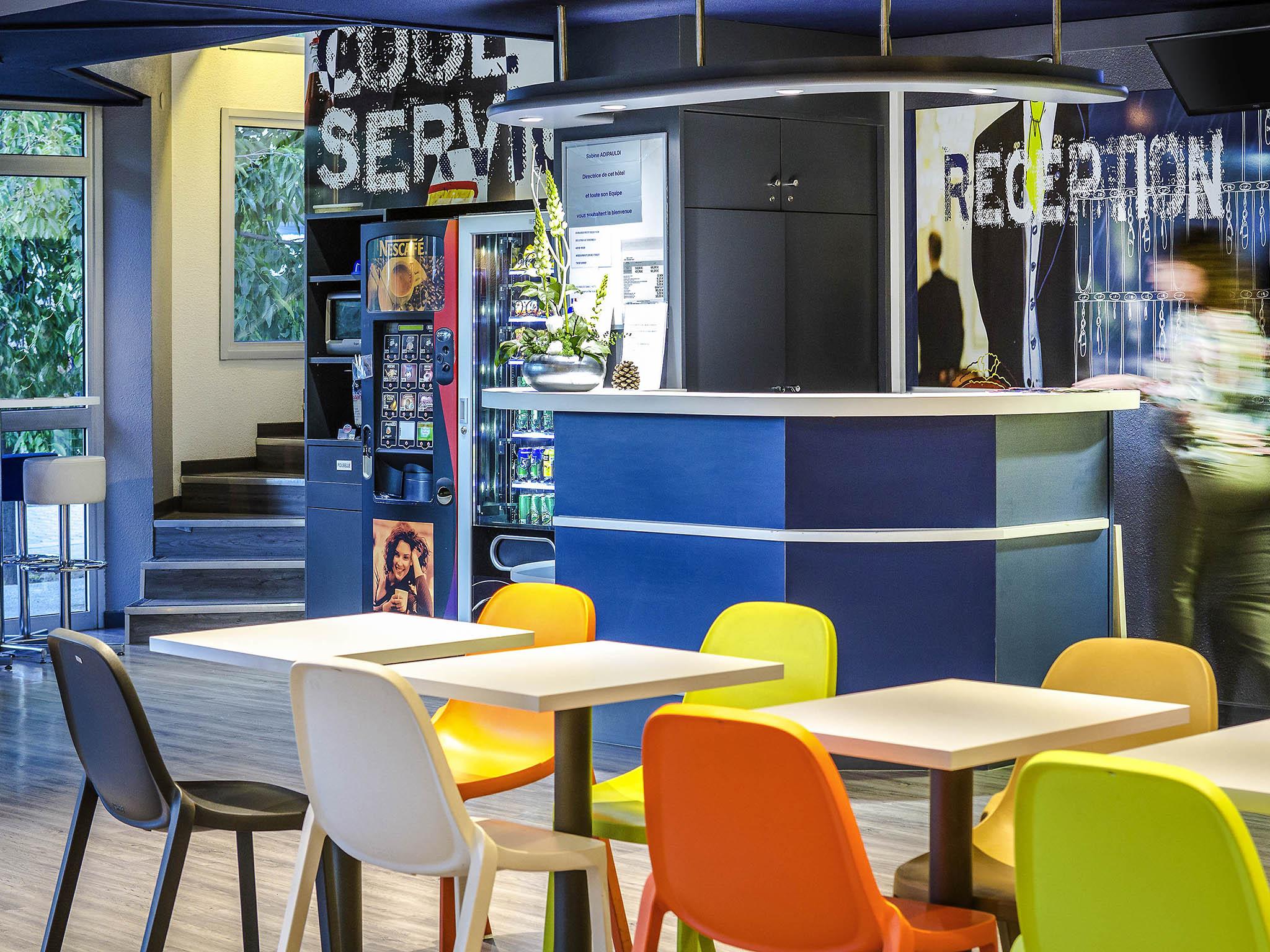 Hotel In AUBAGNE Ibis Budget Aubagne Les Paluds Agora