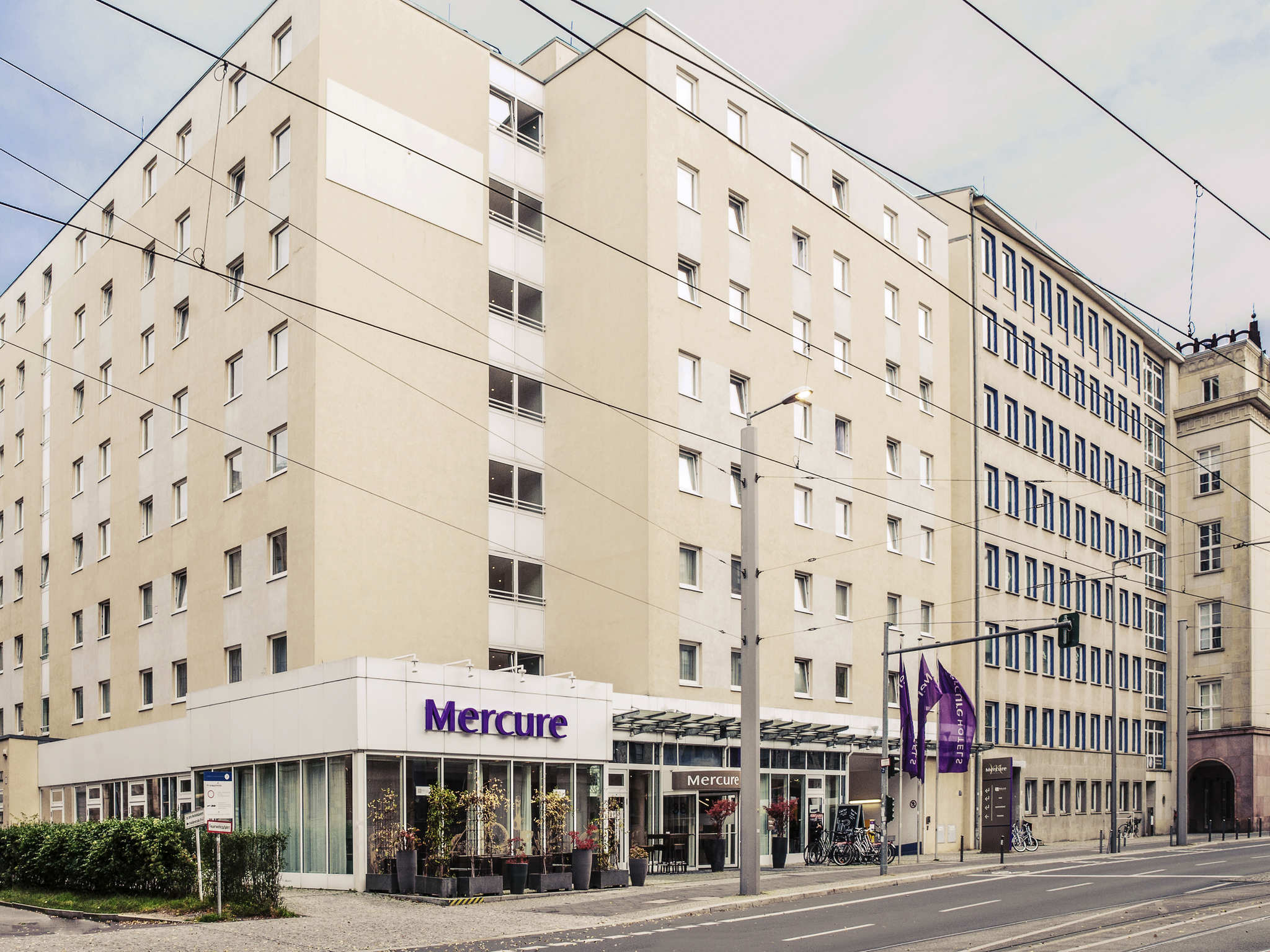 Mercure Hotel Berlin City  Book your hotel now  Free Wifi      Hotel   Mercure Hotel Berlin City