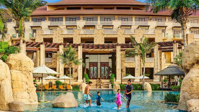Luxury Hotel Dubai Sofitel The Palm