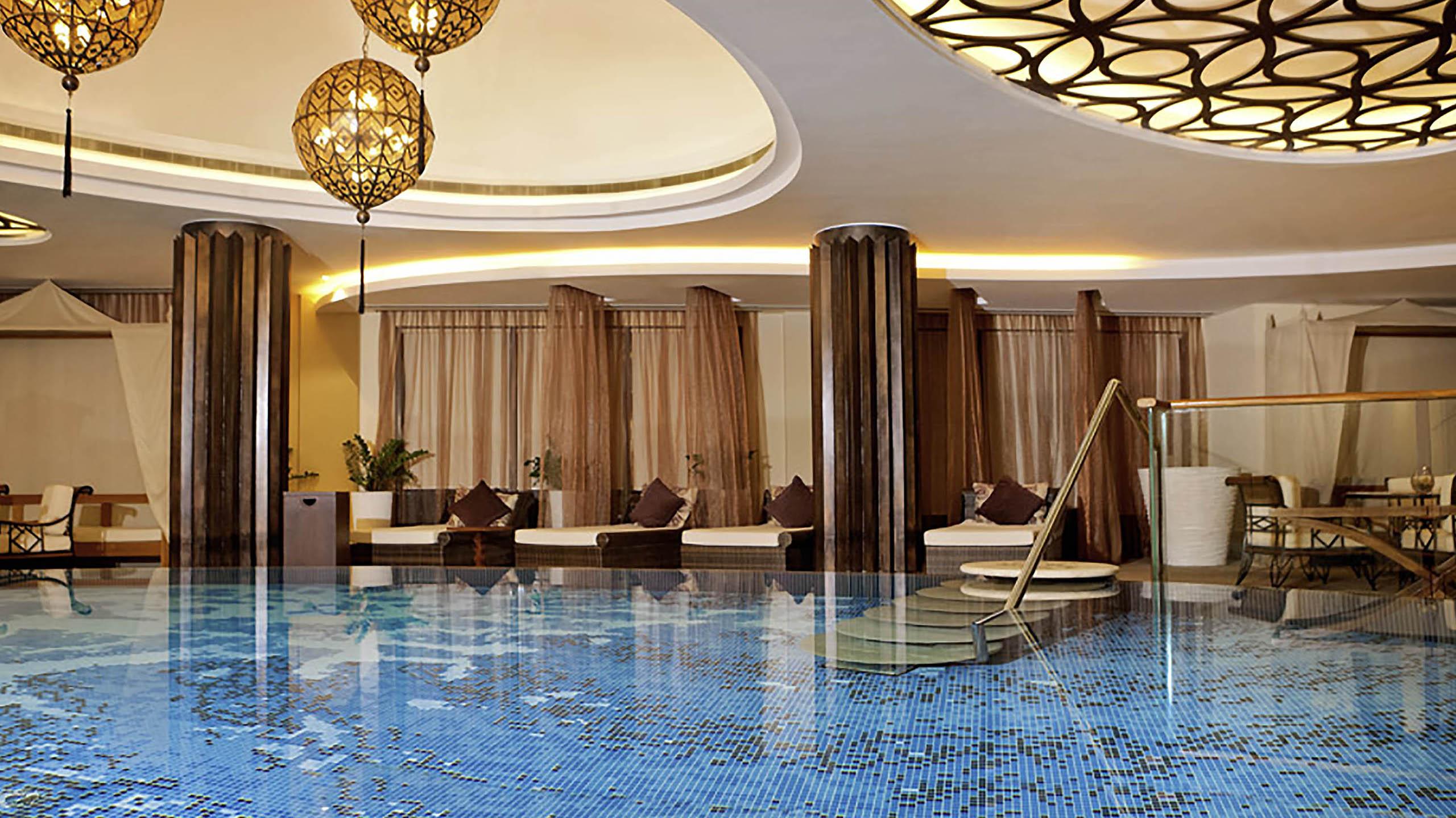 Luxury Hotel MANAMA Sofitel Bahrain Zallaq Thalassa Sea