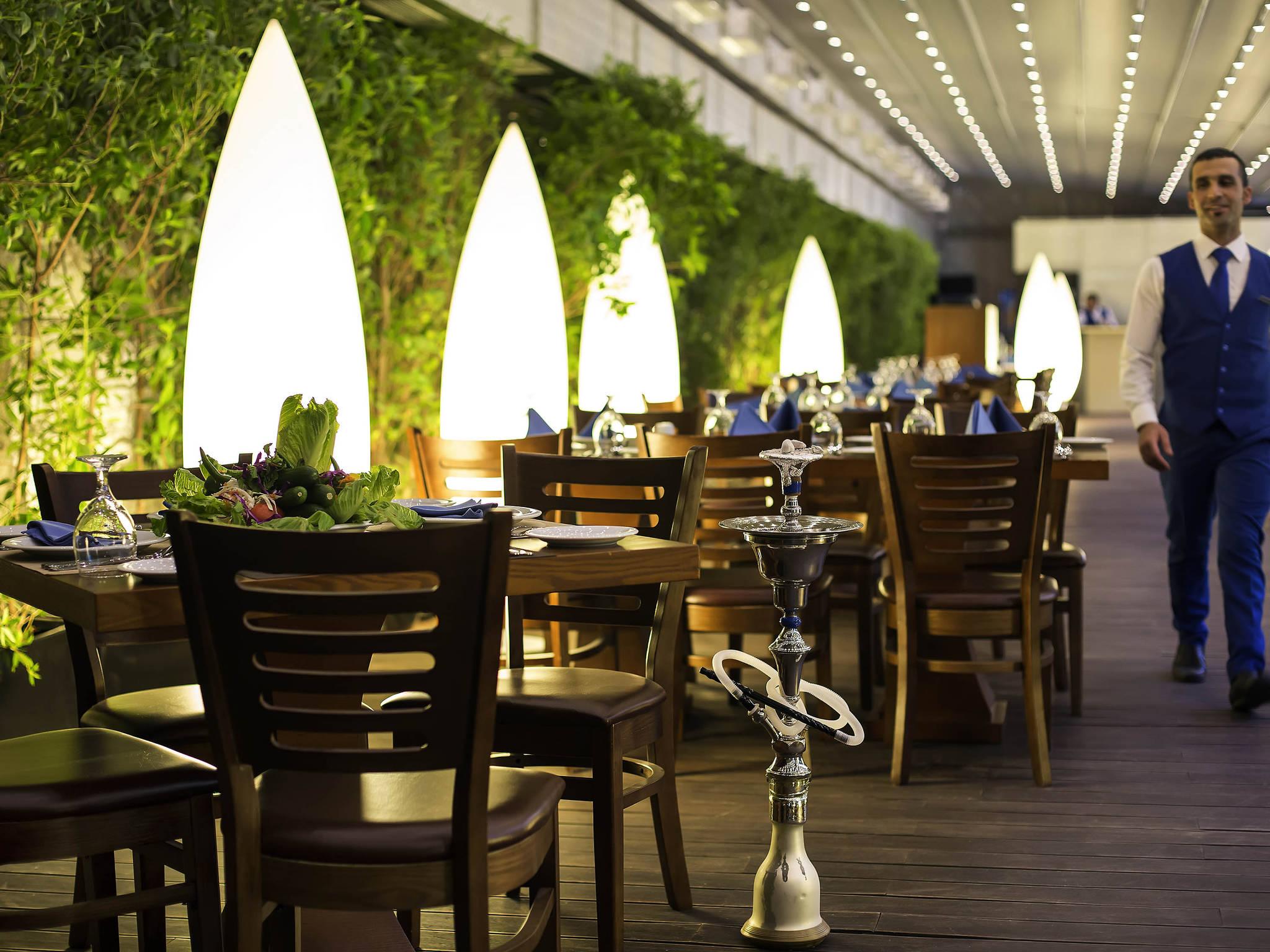 Restaurant - Sofitel Dubai Downtown