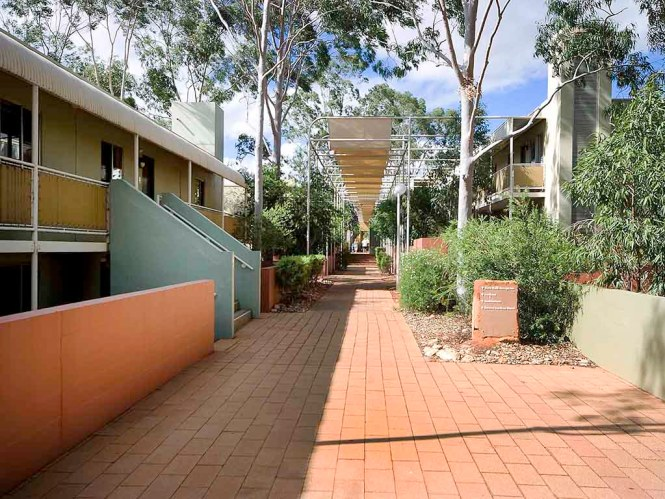 Ayers Rock Resort Emu Walk Apartments
