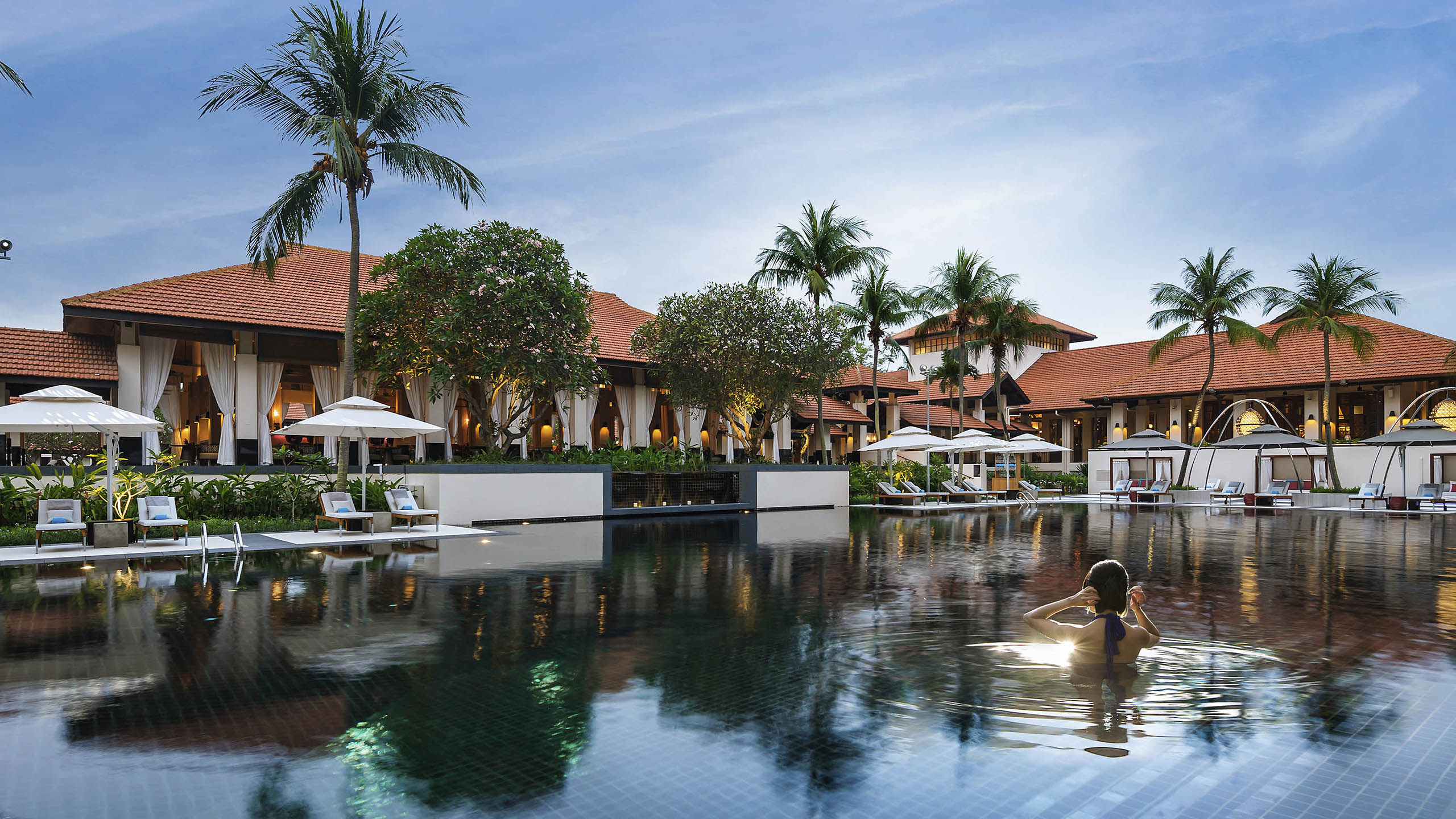 Luxury Hotel SINGAPORE Sofitel Singapore Sentosa Resort