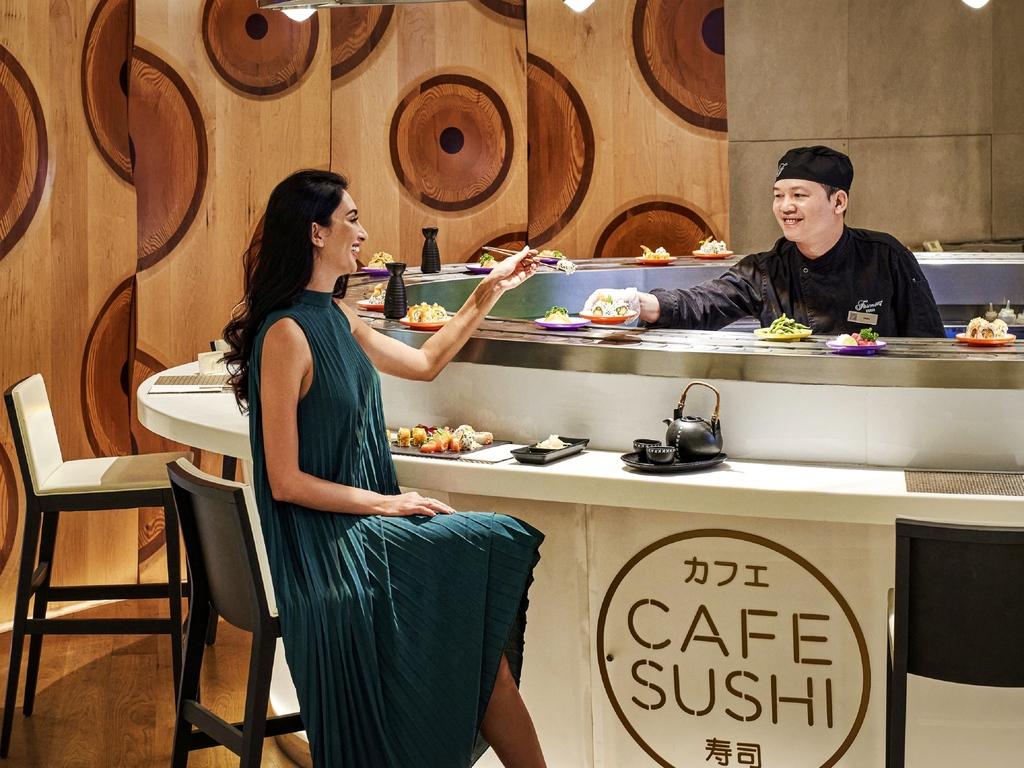 cafe sushi dubai restaurants by accor