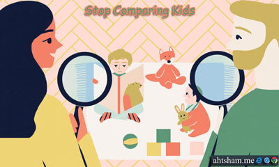 Stop-Comparing-Kids