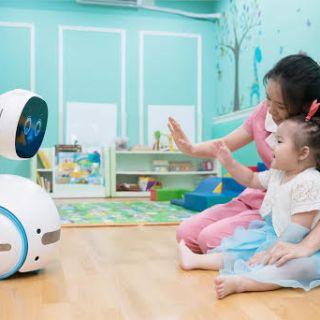 華碩攜手峰傅智慧 打造 Zenbo Baby + 幼保小助理 @3C 達人廖阿輝