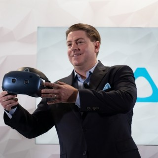 [CES 2019] 虛擬實境領先廠商 HTC Vive 持續推出多款硬體更新與軟體規劃!Vive Pro Eye / Vive Cosmos 先看看硬體! @3C 達人廖阿輝